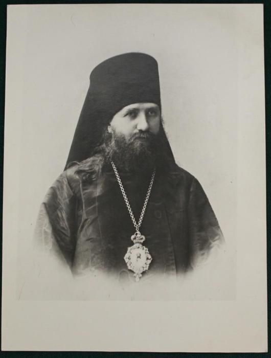 Святейший Патриарх Тихон (Беллавин) - в сане епископа./Фото: acmus.ru
