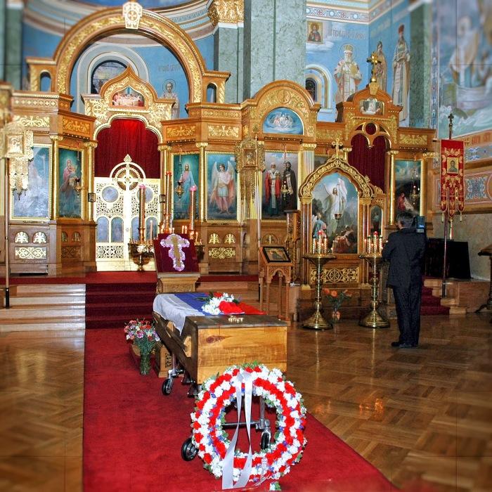 Свято-Николаевский собор в Нью-Йорке./Фото: 1.bp.blogspot.com