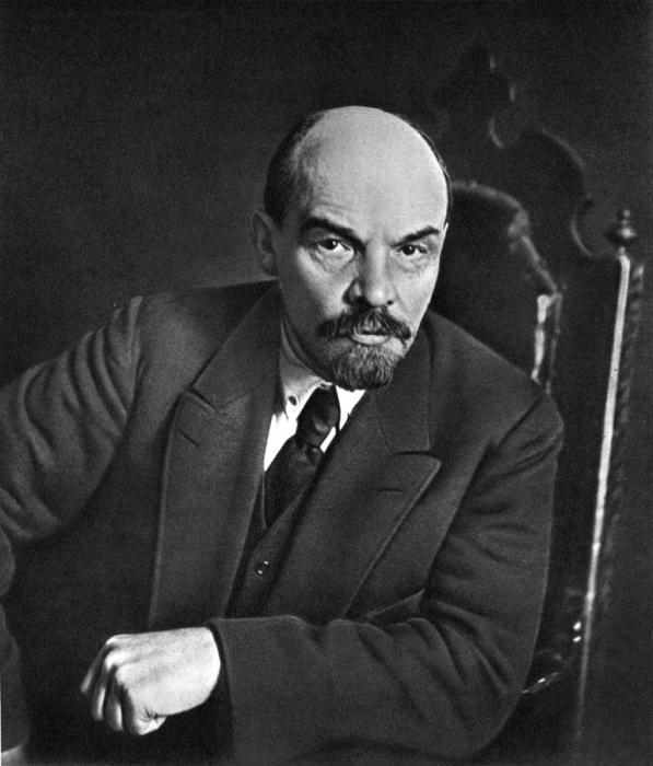 Ленин заимствовал фразу «Кто не работает, тот не ест» из Библии./Фото: s.mediasole.ru