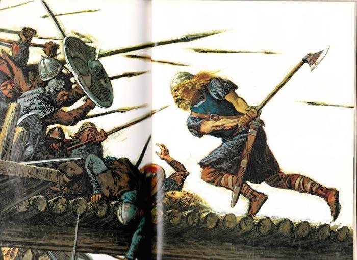 Непобедимые берсерки могли одолеть группу противников./Фото: image.tmdb.org