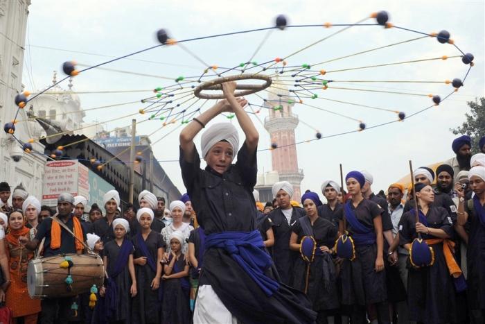 Демонстрация приемов гатки./Фото: miripiriacademy.org