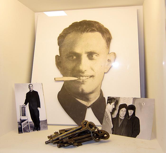 Уголок памяти знаменитого вора./Фото: img-fotki.yandex.ru