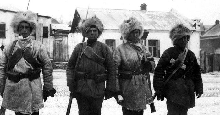 Красные партизаны во Владивостоке./Фото: expert.ru