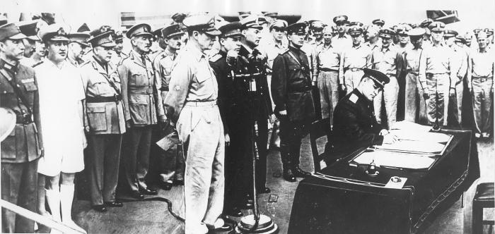 В августе 1945 года Япония официально приняла условия Потсдамской декларации./Фото: diletant.media