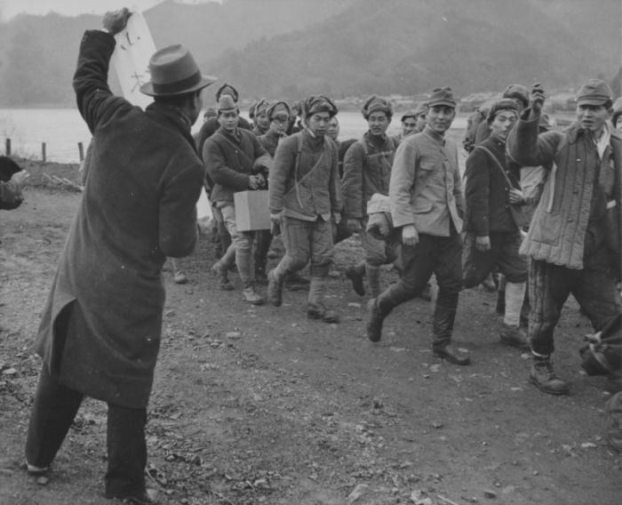 Бывшие пленные вернулись из СССР домой./Фото: warspot-asset.s3.amazonaws.com