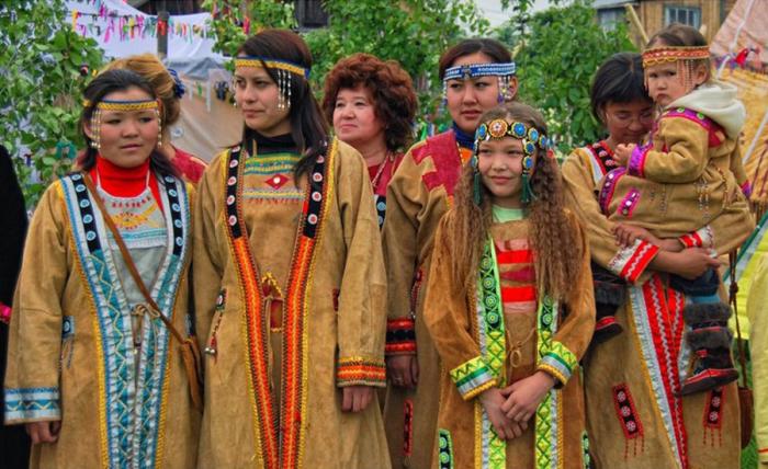 Современные юкагирки. Фото: https://www.yakutskhistory.net