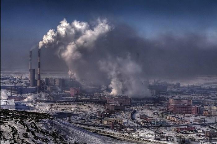 Привычные норильские пейзажи./Фото: encrypted-tbn0.gstatic.com
