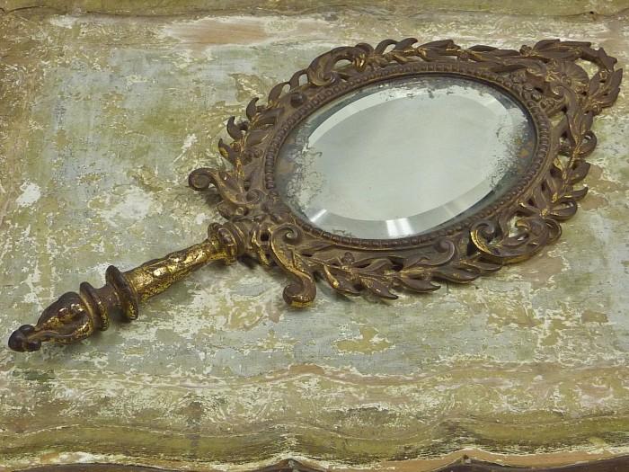 Старинное зеркало./Фото: /tradegm.ru