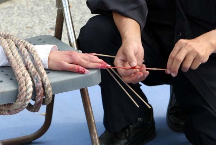 Подноготная правда – сегодня не все знают о страшном происхождении этого словосочетания./Фото: en.minghui.org