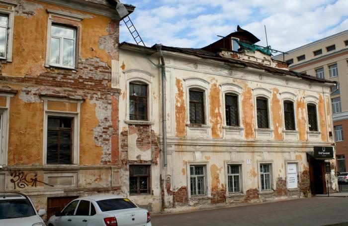 Бывшая золотосплавочная лаборатория сегодня./Фото: ural-n.ru
