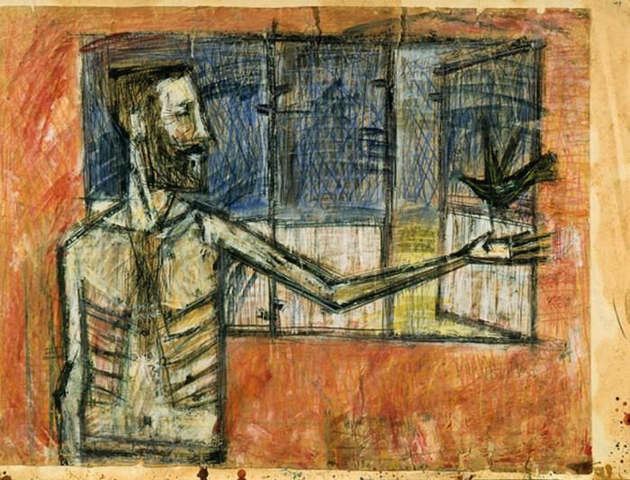 Валентин Воробьёв «Окно» (1963)