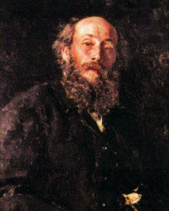 Николай Ге.