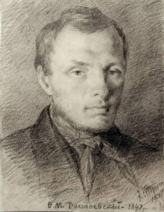 Молодой Достоевский