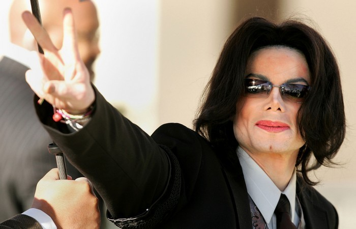 «Антигравитационный» король Майкл Джексон.