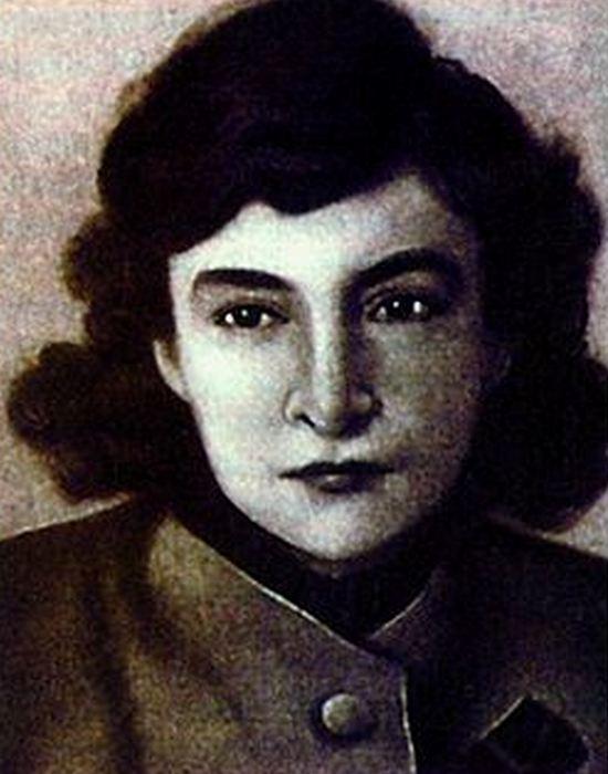 Одесситка Маргарита Алигер. / Фото: parnasse.ru