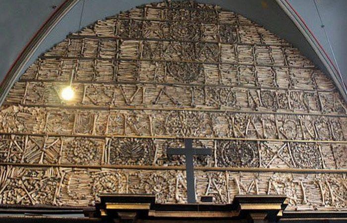 Необычная базилика святой Урсулы.