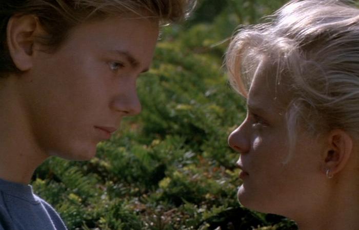 Кадр из фильма «На холостом ходу», 1988 год./ Фото: foto.meta.ua