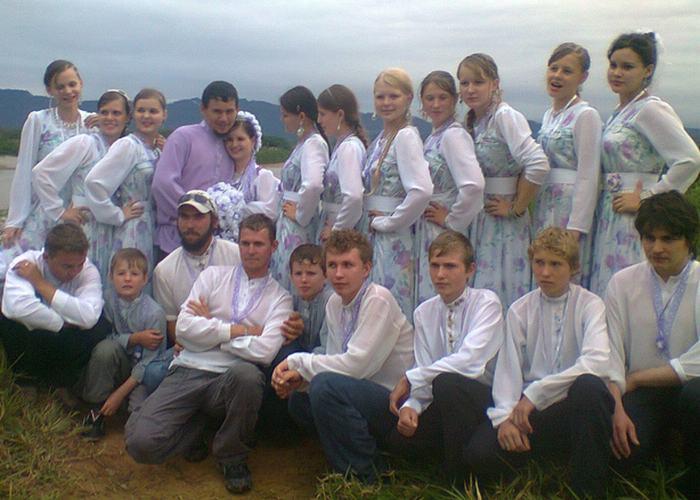 Русская молодежь в Боливии./ Фото: cont.ws