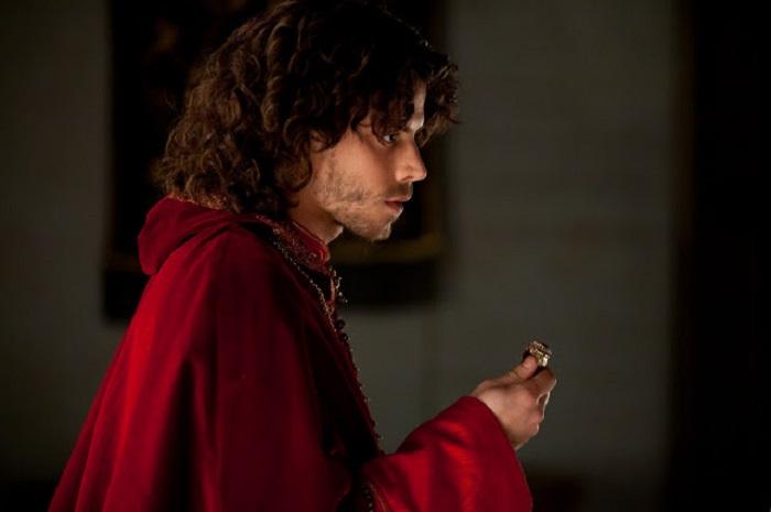 Кадр из сериала «Борджиа» с Франсуа Арно.