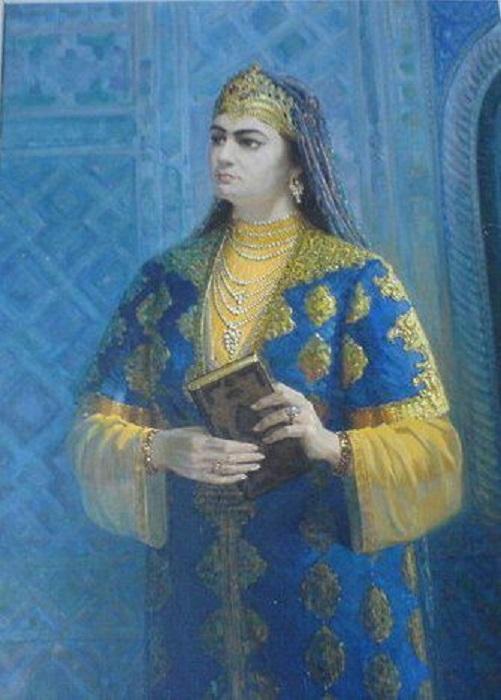 Практически все мужчины в семье Гаухаршад-бегим были чиновниками, и она много понимала в административных делах.