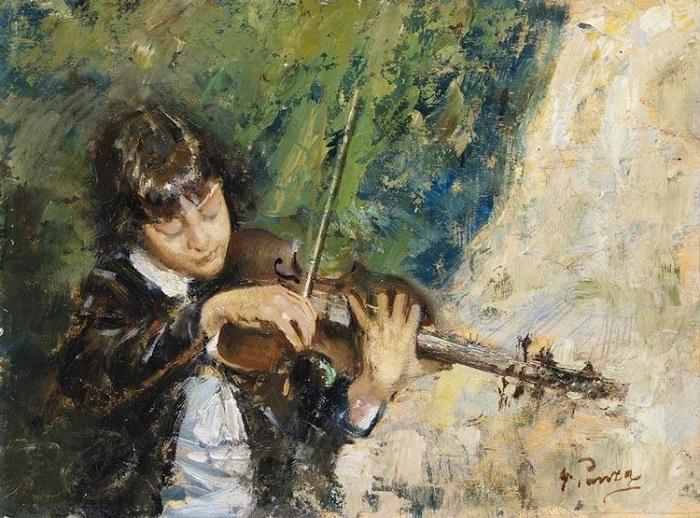 Картина Джованни Панса.