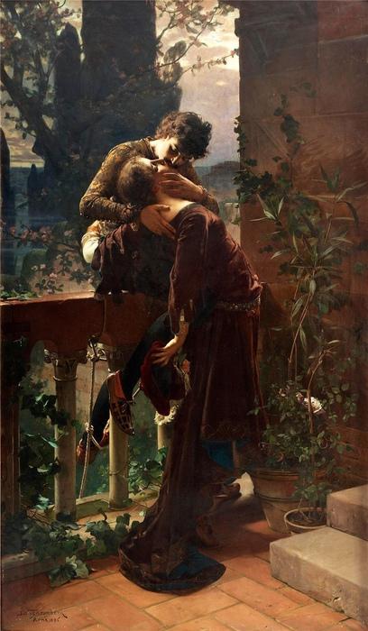 Картина Юлиуса Кронберга.