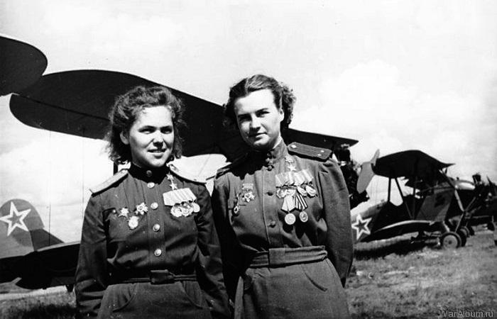 Подрезанные крылья и полевые романы. Советские фильмы о лётчицах на Великой отечественной