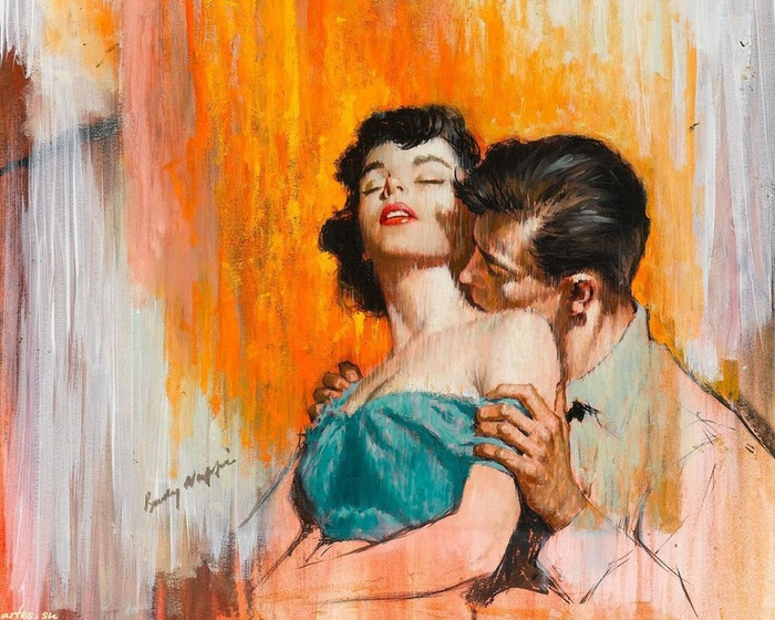 Картина Руди Нэппи.