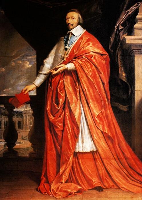 Всякий француз должен был знать: если ты не очень дружен с кардиналом, то можешь оказаться колдуном. Портрет Ришелье кисти Филиппа де Шампаня.