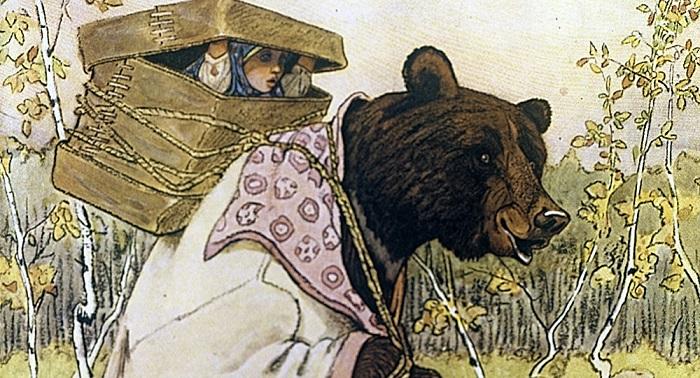 Со временем сказочная Маша стала восприниматься как маленькая девочка, потому что сами сказки превратились в развлечение для малышни без особого смысла.