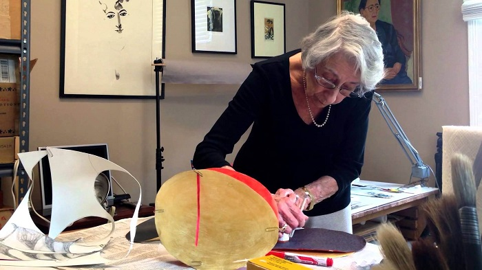 Мэрили Шапиро Эшер всю свою жизнь посвятила творчеству.