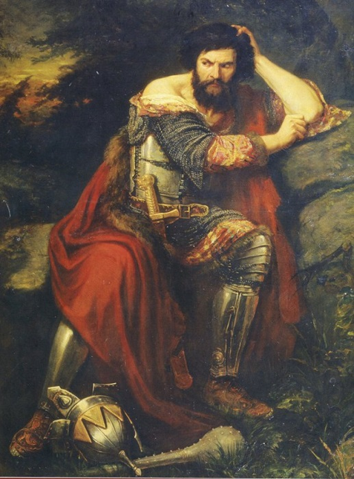 Многое из того, что написано о Святополке - выдумки, чтобы убедить всех и себя, что Окаянным он был с рождения.