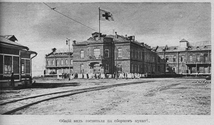 Во время Первой мировой войны.