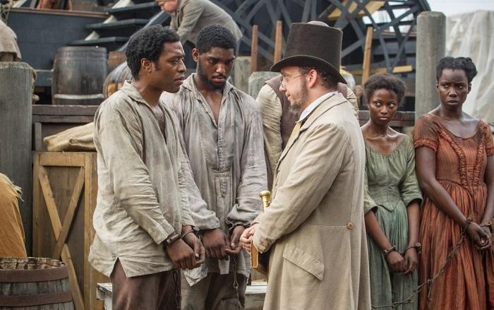 Кадр из фильма «Двенадцать лет рабства».