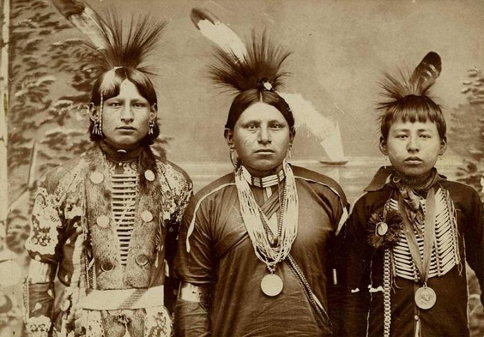 Семинолы входили в Пять цивилизованных племён, которых решил изгнать Джексон.