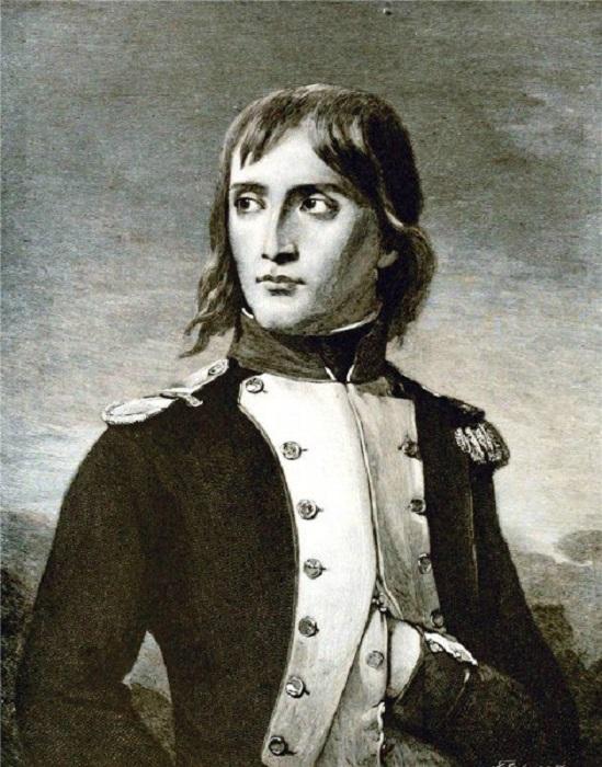 Когда Тальен познакомилась с Бонапартом, он был ещё молод и худощав.