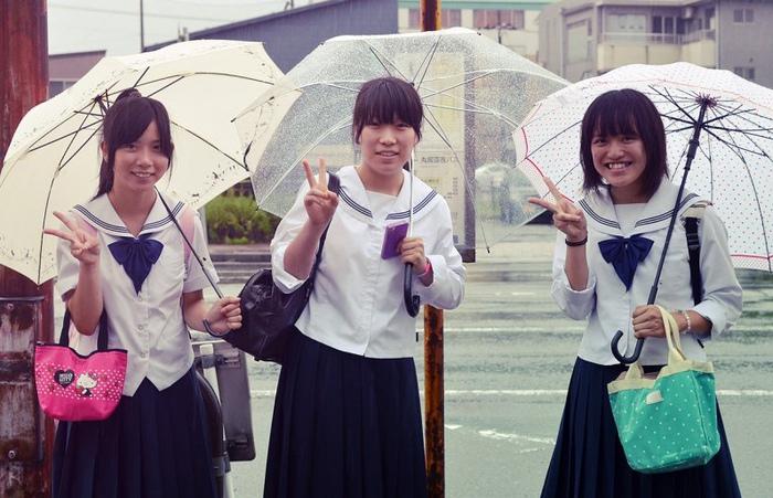 Стыдно не брить руки и получать комплименты. Запреты, от которых страдают японские девушки.