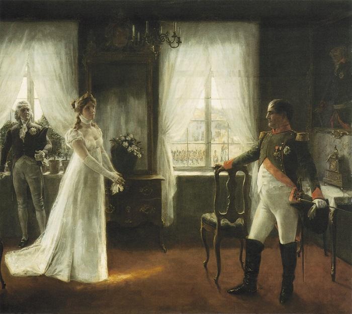 Картина Рудольфа Айхстадта.