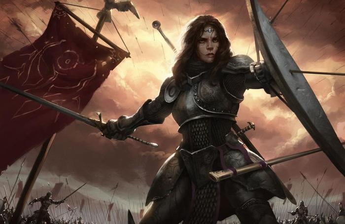 Не только Жанна д'Арк: рыцарь-дева, гайдучка, российская адмирал и другие героини-воительницы прошлого