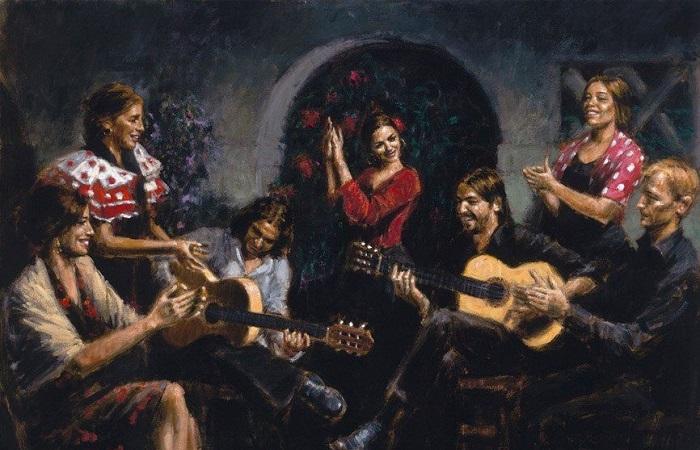 От танца босоногих торговок до большой сцены. Как испанцы признали фламенко.
