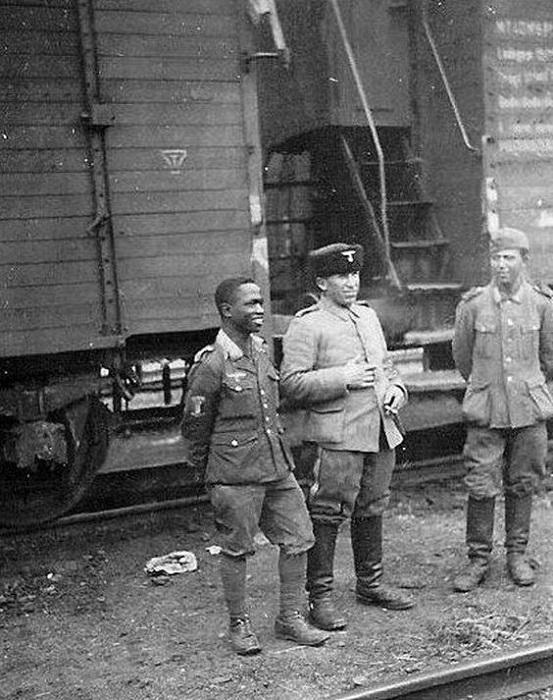 Чернокожие солдаты Вермахта - не голливудский новодел.