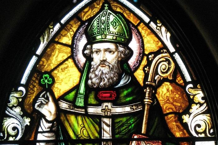 Святой Патрик принял христианство, став рабом ирландцев.