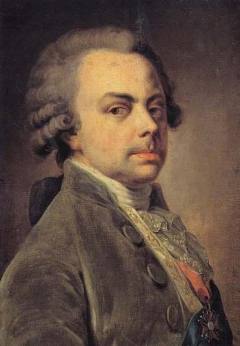 Ценитель прекрасного, скупщик живописных шедевров Николай Юсупов.