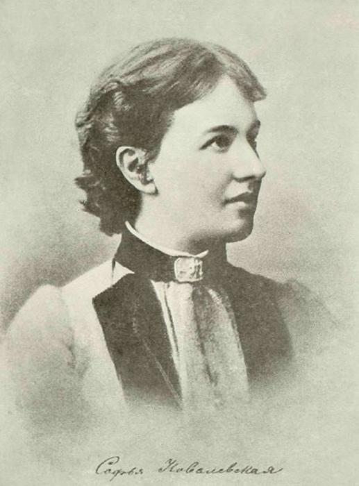 Среди русских студенток за границей в то время училась и Софья Ковалевская.