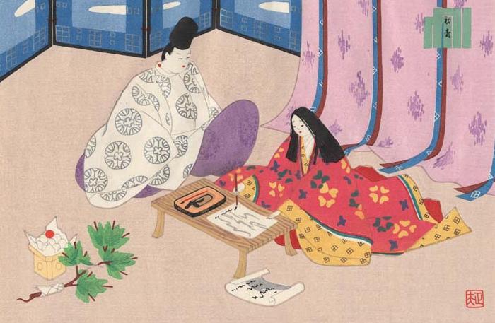 Японский куртуазный век и вши в кимоно: чем запомнились дамы и кавалеры эпохи Хэйан.