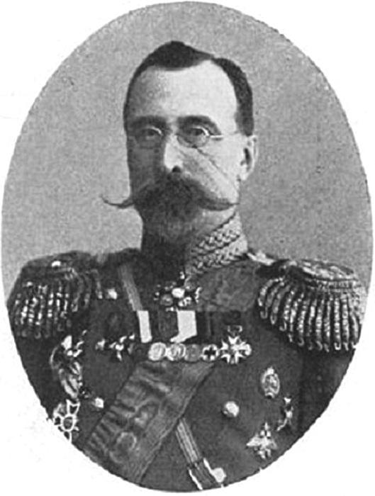 Сергей Хабалов.