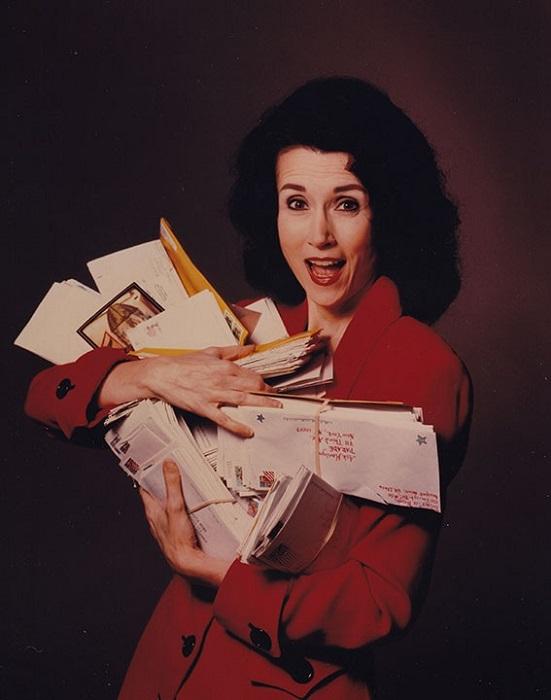 Мэрилин всегда получала много писем, но после ответа на парадокс Монти Холла их пришло около десяти тысяч.