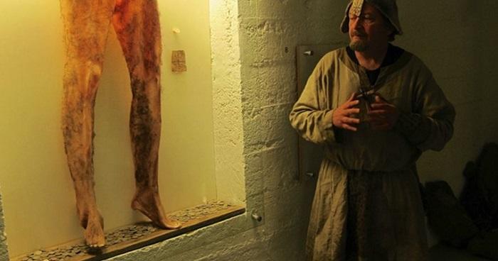 Самый зловещий экспонат исландского музея магии.