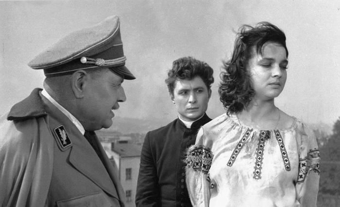 Украинская актриса прославилась уже в первом своём фильме.