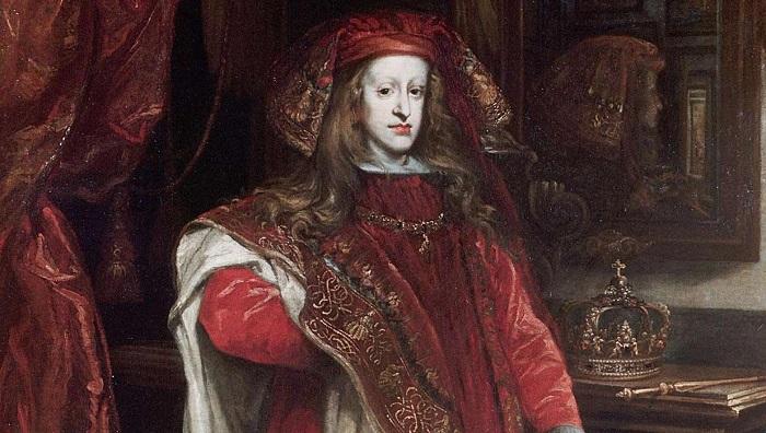 На этом портрете Карла II художник приукрашал как мог.